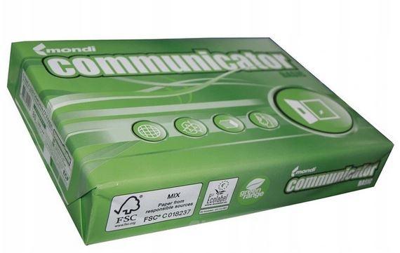 Papier ksero Communicator Basic 80G, A4, 500 arkuszy