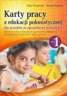Karty pracy z edukacji polonistycznej dla uczniów ze specjalnymi potrzebami. Część 1
