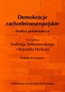 Demokracje zachodnioeuropejskie