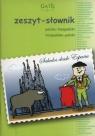 Zeszyt A5 Słownik polsko-hiszpańsi hiszpańsko-polski w kratkę 60 kartek