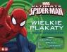 Spider-Man Wielkie plakaty + maska Spider-Mana  praca zbiorowa