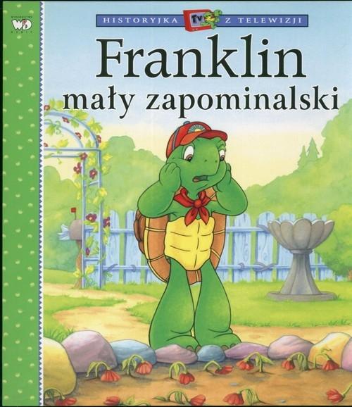 Franklin mały zapominalski Bourgeois Paulette