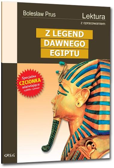 Z legend dawnego Egiptu Bolesław Prus