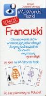 iM-Words Fiszki Język francuski Obrazowanie słów w językach obcych