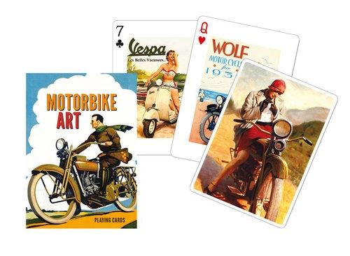 Karty Motorbikes 1 talia