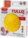 Tullo, Piłka sensoryczna, 4 faktury, żółty (471)