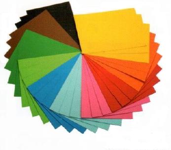 Karton Happy Color A4/100 arkuszy, 10 kolorów (323270)