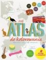 Mój atlas do kolorowania