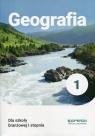 Geografia 1 Podręcznik dla szkoły branżowej I stopnia Szkoła Kurek Sławomir