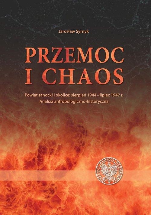 Przemoc i chaos Syrnyk Jarosław