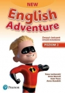 New English Adventure 3. Zeszyt ćwiczeń, wydanie rozszerzone