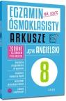 Egzamin ósmoklasisty - arkusze - język angielski