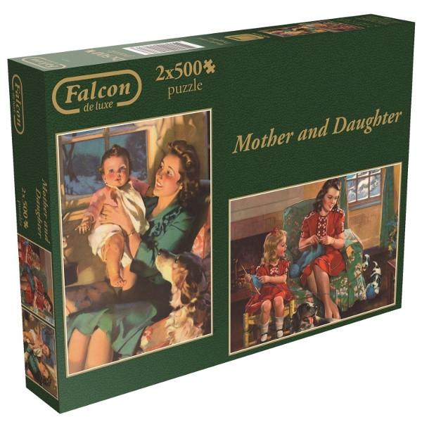 JUMBO 2x500 EL Matka i córka (11071)