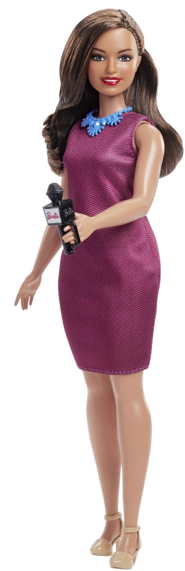 Barbie 60 urodziny: Lalka Reporterka