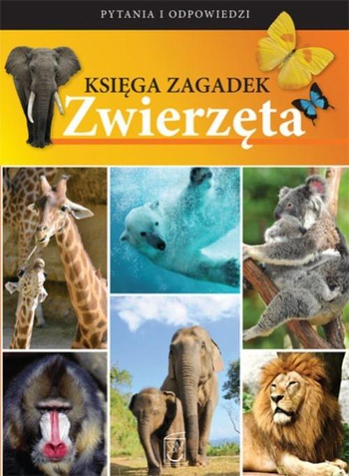 Księga zagadek Zwierzęta