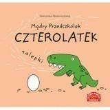 Mądry przedszkolak. Czterolatek Weronika Goszczyńska