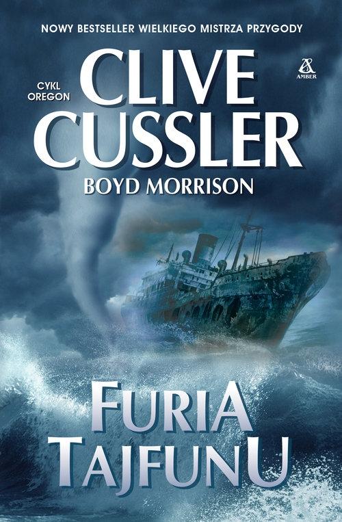 Furia tajfunu Cussler Clive, Morrison Boyd