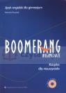 Boomerang Intermediate Książka dla nauczyciela +CD Język angielski dla gimnazjum