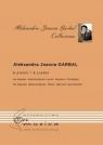 6 pieśni na sopran, mezzosopran, tenor, baryton... Aleksandra Joanna Garbal