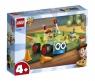 Lego Juniors: Chudy i Pan Sterowany (10766)