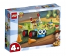Lego Juniors: Chudy i Pan Sterowany (10766)Wiek: 4+