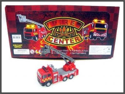 Samochód strażacki Hipo (HXCL066)