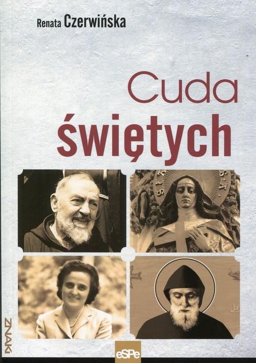 Cuda świętych Czerwińska Renata