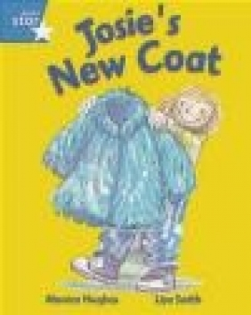 Rigby Star Guided 1 Blue Level: Josie's New Coat Pupil Book (Single)
