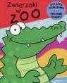 Zwierzaki w zoo. Ruchome obrazki