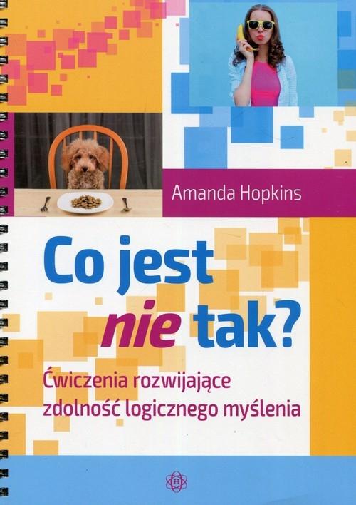 Co jest nie tak? Hopkins Amanda