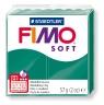 Masa termoutwardzalna Fimo soft szmaragdowa (8020-56)