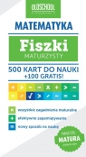 Matematyka Fiszki maturzysty 500 kart do nauki + 100 gratis