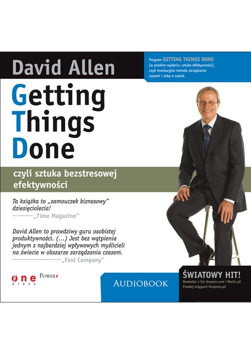 Getting Things Done (Audiobook) Allen David