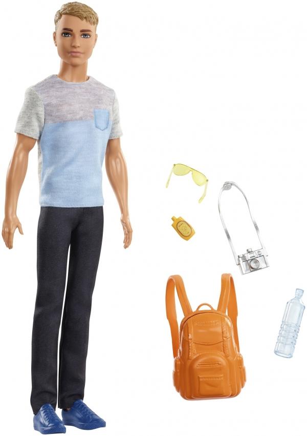 Barbie: Lalka Ken w podróży (FWV15)