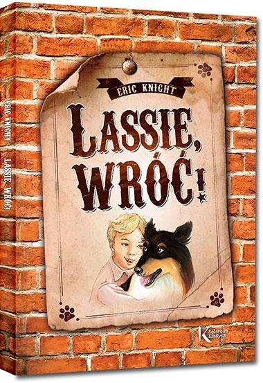 Lassie, wróć! Eric Knight