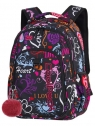 Coolpack - Strike - Plecak młodzieżowy - (86714CP) (pompon gratis)