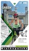 Poznań i okolice - część południowa mapa tras rowerowych