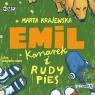 Emil kanarek i rudy pies  (Audiobook) Krajewska Marta