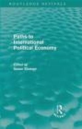 Paths to International Political Economy