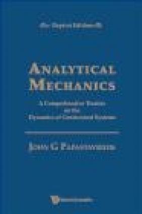 Analytical Mechanics John G. Papastavridis
