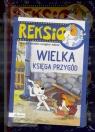 Pakiet Reksio. Wielka księga przygód + Reksio. Wielka księga ćwiczeń i zabaw