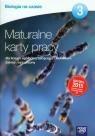 Biologia na czasie Maturalne karty pracy 3 Zakres rozszerzony (Uszkodzona Holeczek Jolanta, Nowakowska Alina, Tyc Anna
