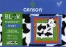 Blok rysunkowy A3 Canson 20 kartek niebieski