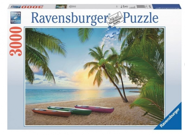 Puzzle 3000: Raj pod palmami (170715)
