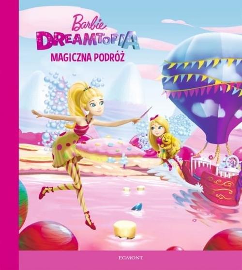 Barbie Dreamtopia Magiczna podróż Saxon Victoria