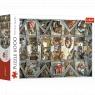Puzzle 6000: Sklepienie Kaplicy Sykstyńskiej (65000)
