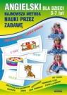 Angielski dla dzieci 3-7 lat Karty obrazkowe czytanie globalne