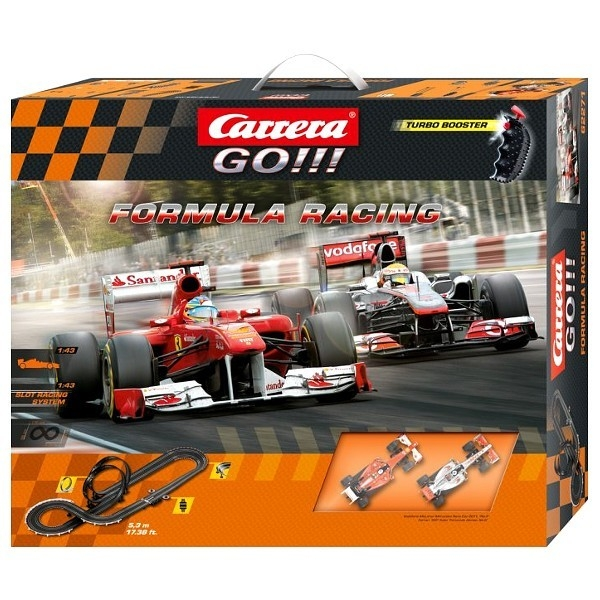 CARRERA GO!!! Formuła So ld Out