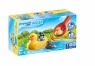 Playmobil 1.2.3 Aqua: Rodzina kaczuszek (70271) Wiek: 1,5+
