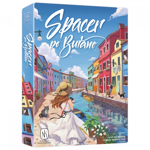 Spacer po Burano Wei-Min Ling, Maisherly Chan